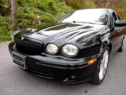 Superb 2003 Jaguar X TYPE 2.5L Auto W/Sport Pkg AWD