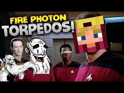 "Star Trek Bridge Crew VR Gameplay - ""FIRE PHOTON TORPEDOS!!!"" Oculus Rift Touch"