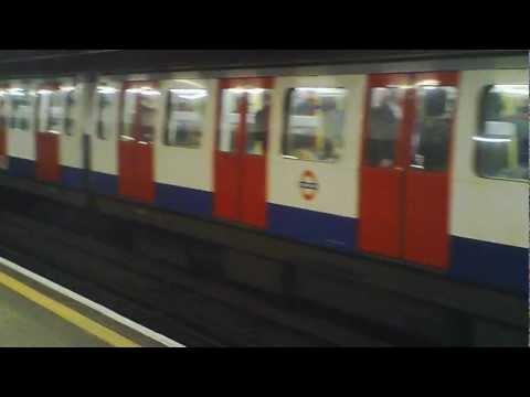 Moorgate Tube Station London.