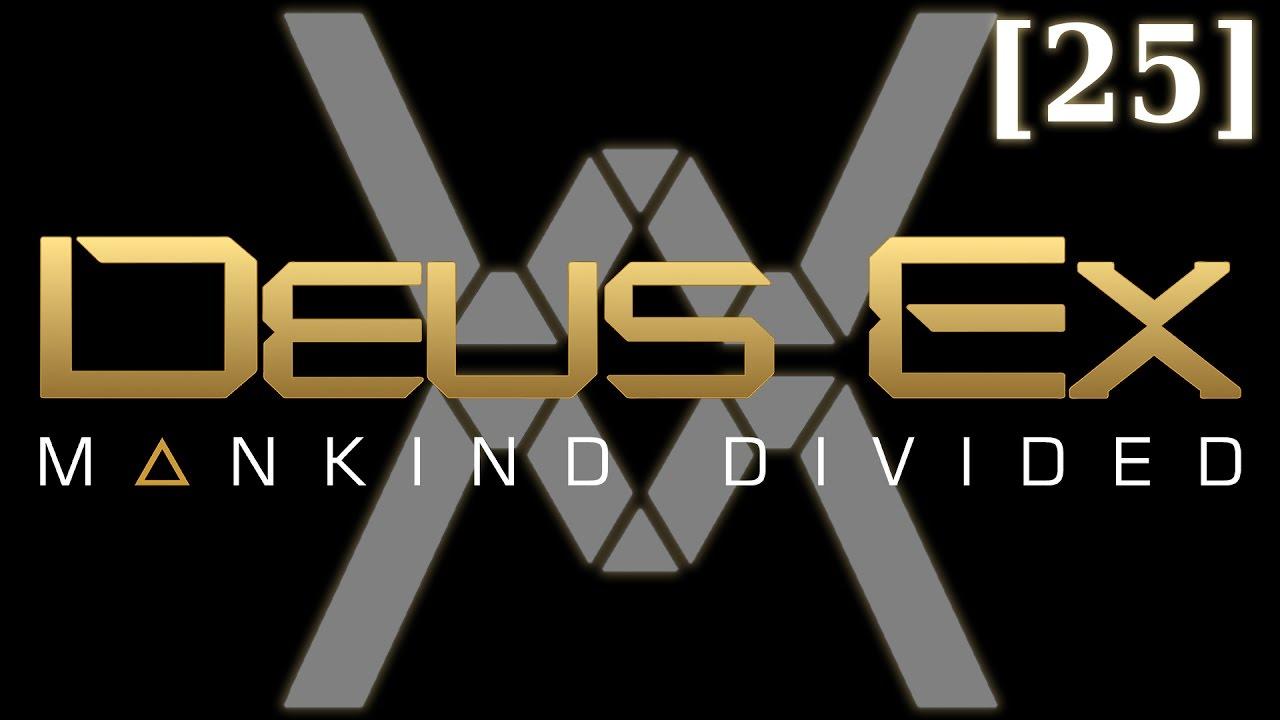 Прохождение Deus Ex: Mankind Divided [25] - Альпы