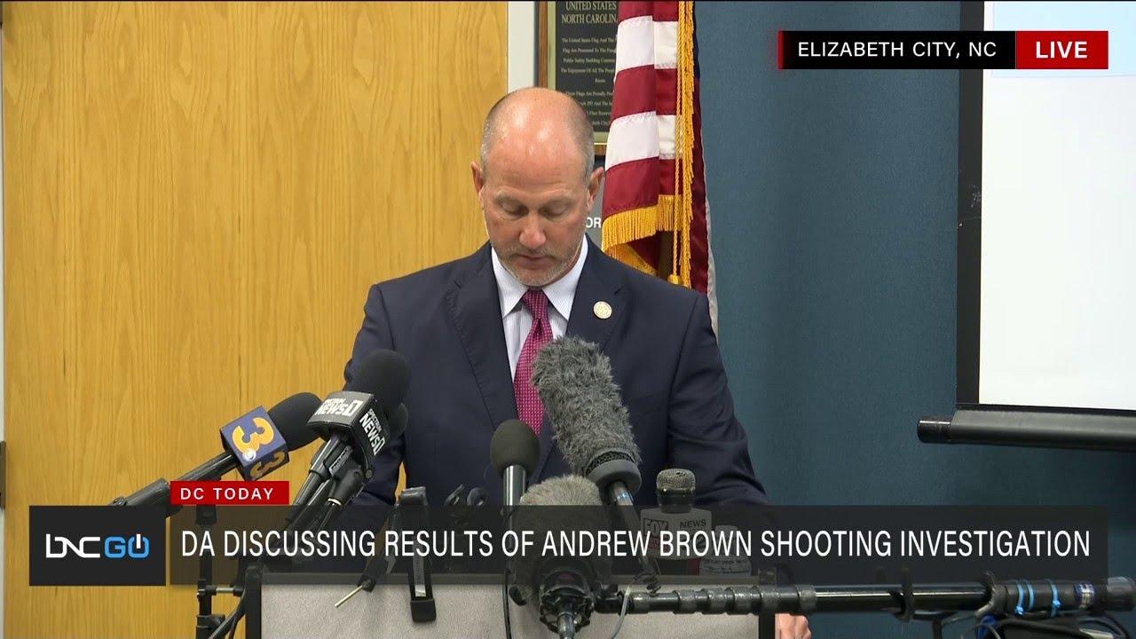 Andrew Brown, Jr. Shooting Deemed Justified by Prosecutor | The ...