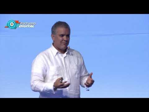 El presidente Ivan Duque busca conectar a todos los colombianos C51 N1