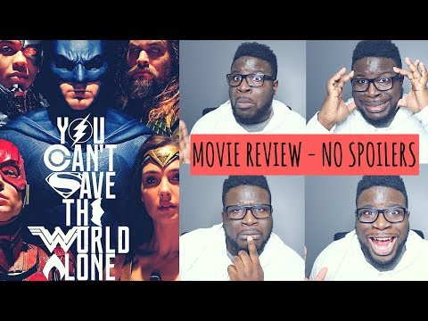 JUSTICE LEAGUE MOVIE REVIEW - IS IT REALLY THAT BAD?!