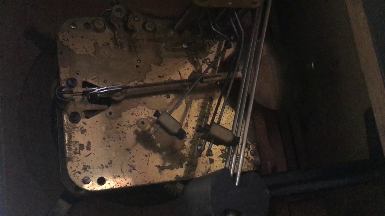 1785d482789 Antigo Relogio De Mesa Art Deco Junghans www imperiodosantigos com br 1.  Império Dos Antigos