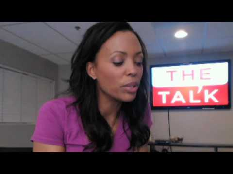 The Talk - The Talk Live Chat: Aisha Tyler