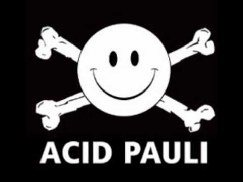 Acid Pauli vs. Johnny Cash - I See A Darkness