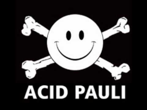 Acid Pauli vs. Johnny Cash - I See A Darkness