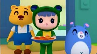 Развивающий мультфильм - Руби и Йо-Йо - Прятки