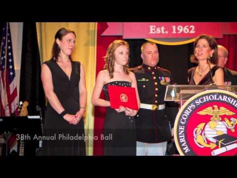 Marine Corps Scholarship Foundation 2013 Events Compilation