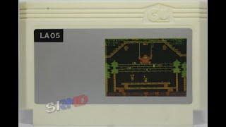 Famicom Pirate Carts ~ Donkey Kong 3 [LA05]