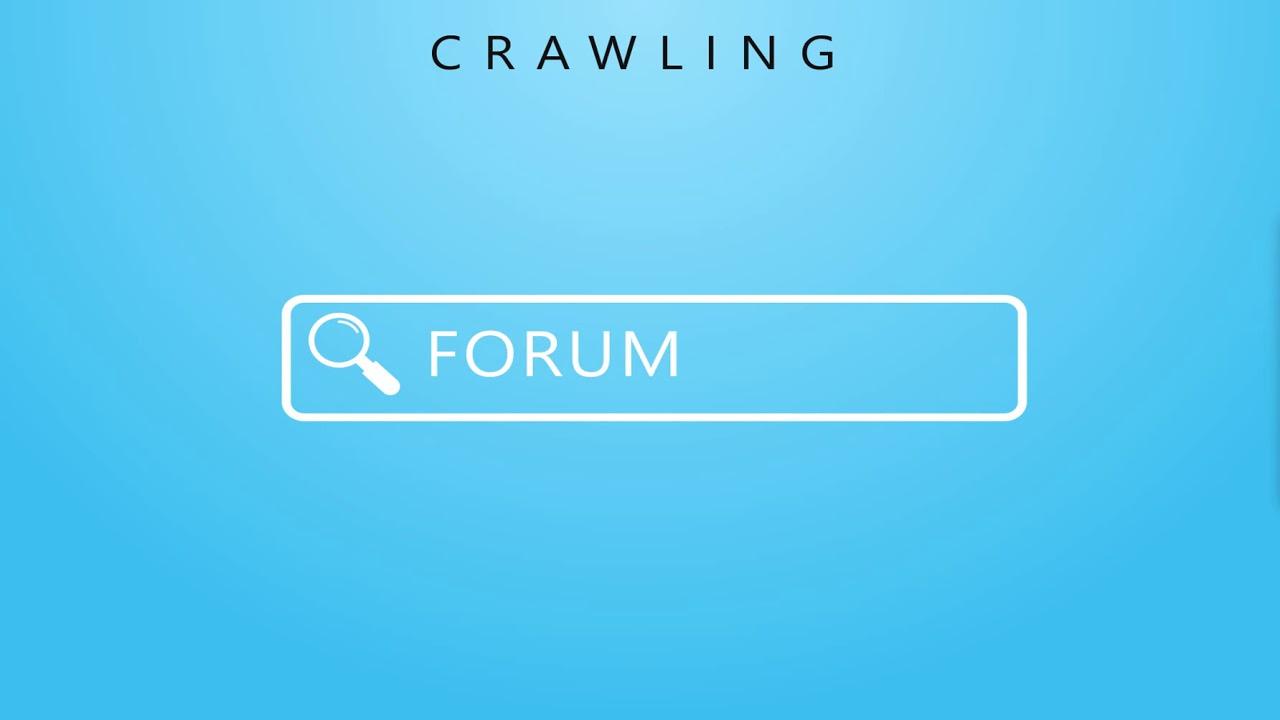 Cara Kerja Search Engine - Crawling - YouTube