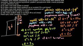 fpk140 - Jasio puszcza słoik marmolady - zadanie z fizyki - filoma.org