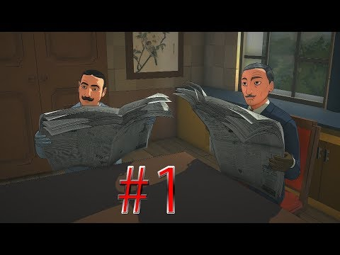 Agatha Christie - The ABC Murders Gameplay Walkthrough Part 1 (NO COMMENTARY) |
