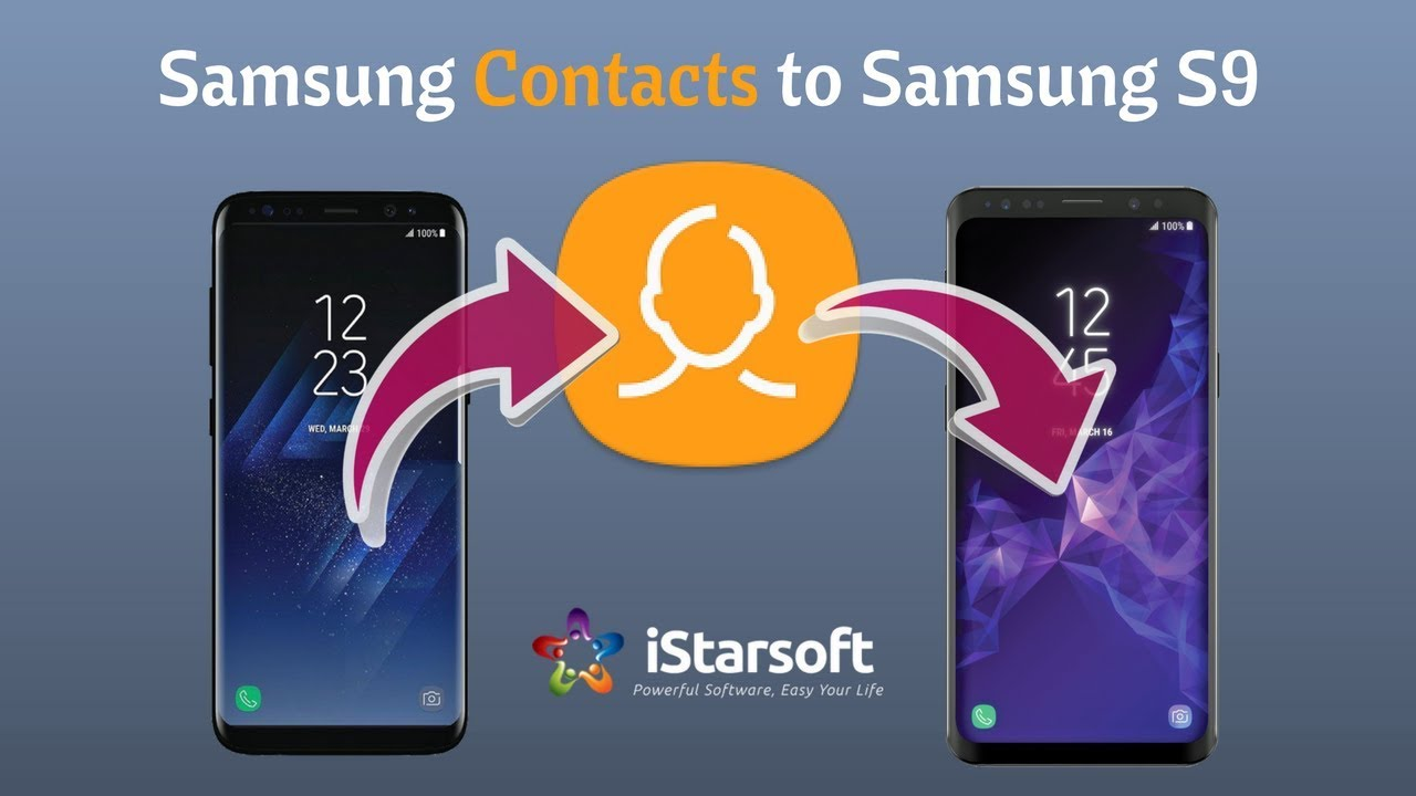Transfer Contacts From Galaxy S3 To S4s5s6s7 Edge