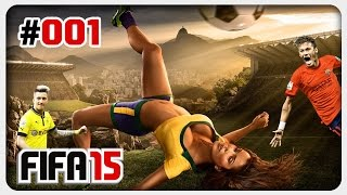 Lets Play FIFA 15 ULTIMATE TEAM #001 Deutsch Walkthrough Gameplay ツ Danke EA