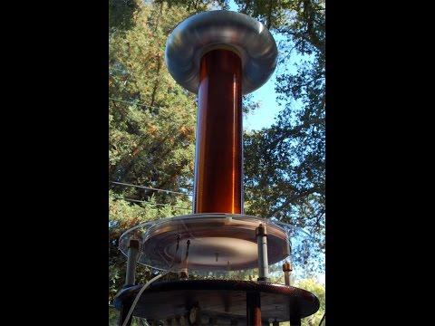 How to set up a tesla coil  Pt1