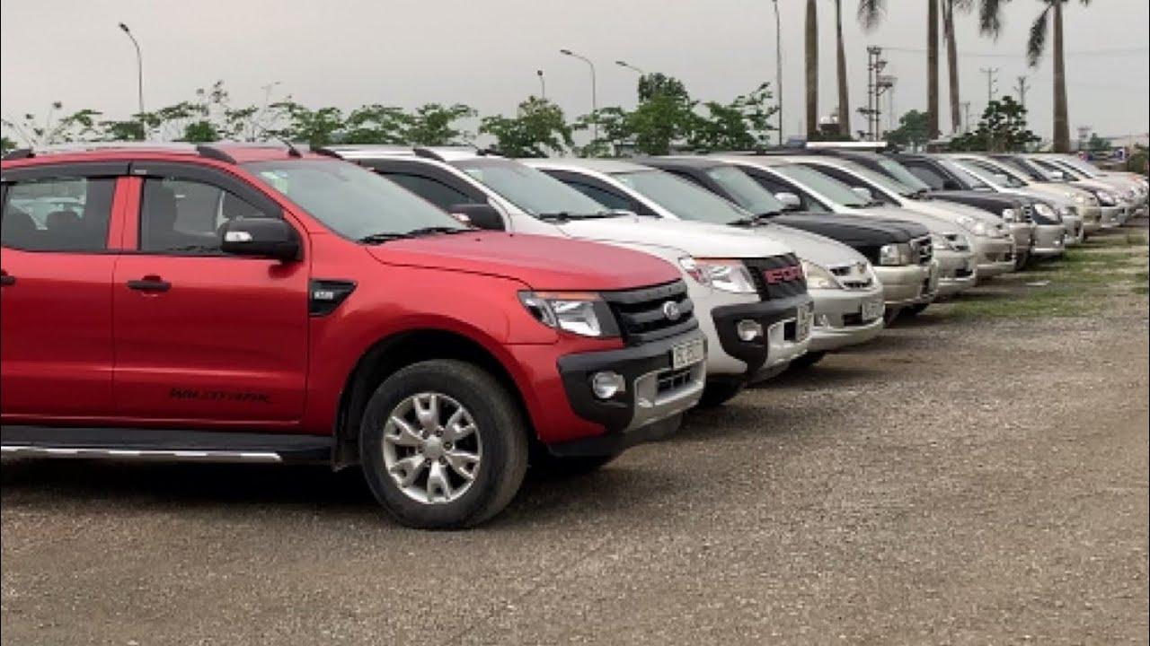 Lô 7 chỗ và bán tải ranger về nhiều lắm / giá lại yêu tại Auto Nam Anh / 0967179115