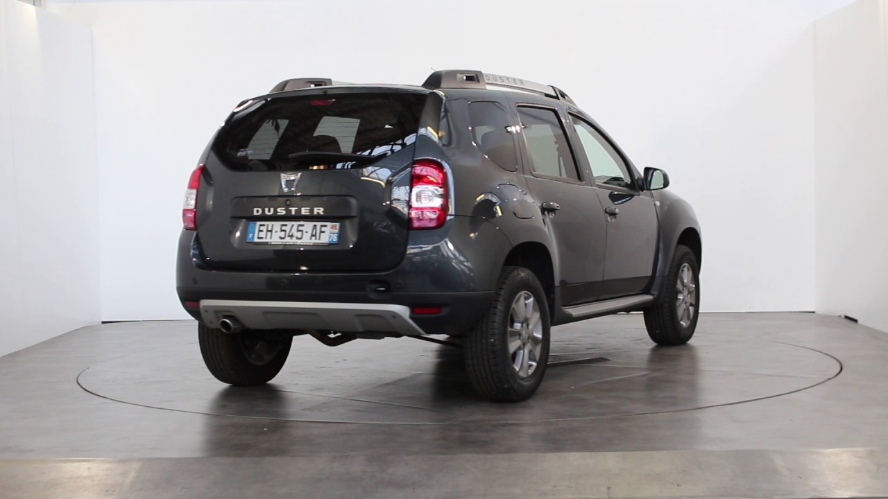 dacia duster tce 125 4x4 prestige edition 2016 eh 545 af. Black Bedroom Furniture Sets. Home Design Ideas