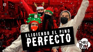CAP 1:BUSCANDO EL PINO PERFECTO 🎄// CheliTeam ☁️