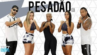 Video Pesadão - IZA - Cia. Daniel Saboya (Coreografia) download MP3, 3GP, MP4, WEBM, AVI, FLV Mei 2018
