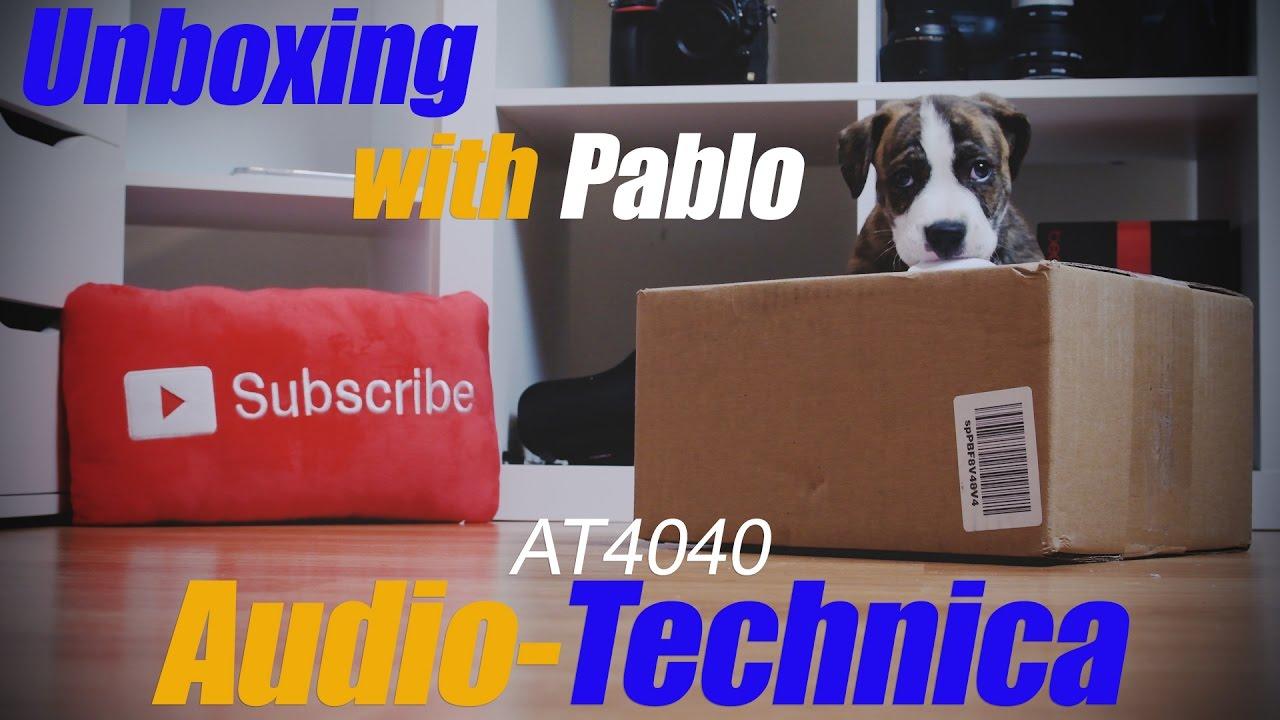 xlr mic vs usb mic audiotechnica at4040 youtube. Black Bedroom Furniture Sets. Home Design Ideas