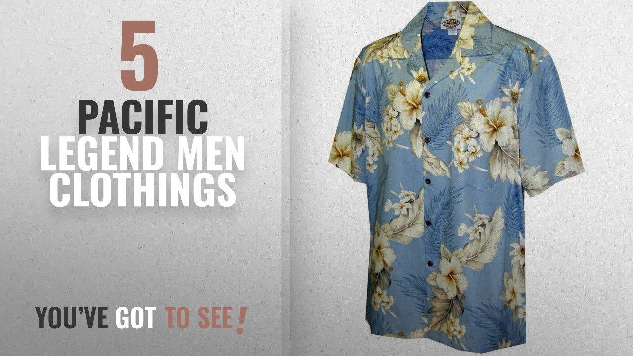 db378118 Top 10 Pacific Legend Men Clothings [ Winter 2018 ]: Tropical Floral ...
