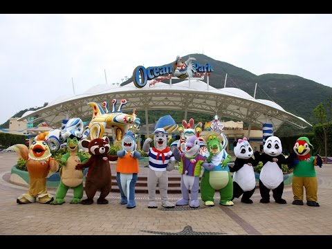 10 Best Attractions at Ocean Park Hong Kong 2016