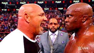 WWE Raw 7/19/21 Review - JOHN CENA ON RAW! GOLDBERG RETURNS! NO MORE WORDS IS BACK!!!