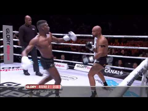 GLORY 22 SuperFight Series: Cédric Doumbé vs Yoann Kongolo Full Video