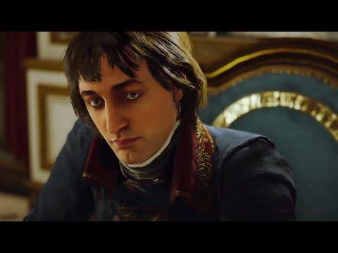 Assassin's Creed Historical Character #3 - Napoleon Bonaparte