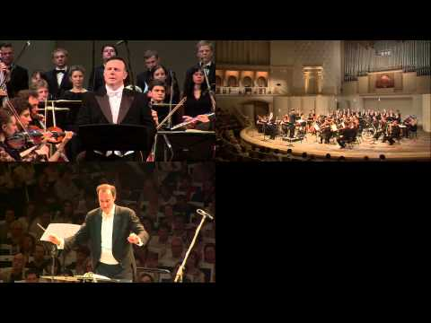 Gluck's Orfeo ed Euridice - Concert performance - Moscow 220514