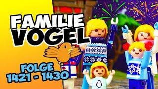 Playmobil Filme Familie Vogel: Folge 1421-1430 Kinderserie | Videosammlung Compilation Deutsch
