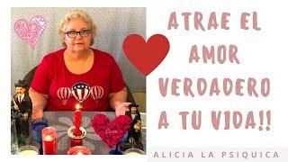ATRAE EL AMOR VERDADERO A TU VIDA!!