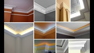 Home&Design: 35+ How to make Ceiling Corner Crown Molding Ideas