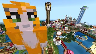 "Stampy's ""Lovelier"" World - World Tour - Part 2"