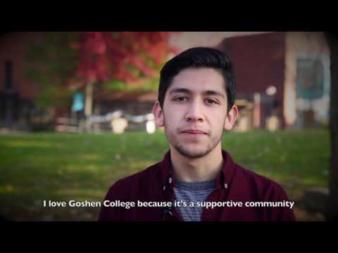 Giving Tuesday: What do you love about Goshen College?