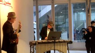 "Stewart Hoffman/Dan Ionescu Duo play ""On Green Dolphin Street"""