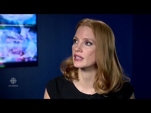 'Everybody is important:' Jessica Chastain on why she's joining the Women's March on Washington