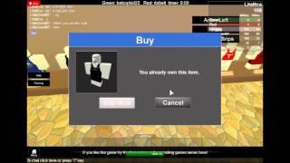 ROBLOX: El Torneo parte 1