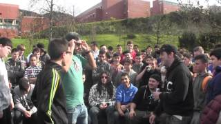 Download RMC Vs Milhouse Vs Nestorio | 16avos | 1ª Regional FullRap Cantabria MP3 song and Music Video
