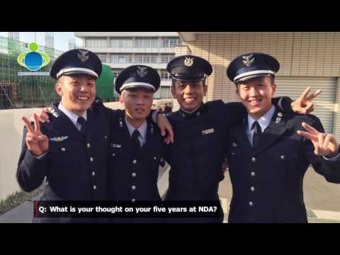 [JDF PR Video] International Cadets at the National Defense Academy of Japan 2016