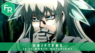 Is Drifters Worth Watching? | First Reaction of Eps 1-5