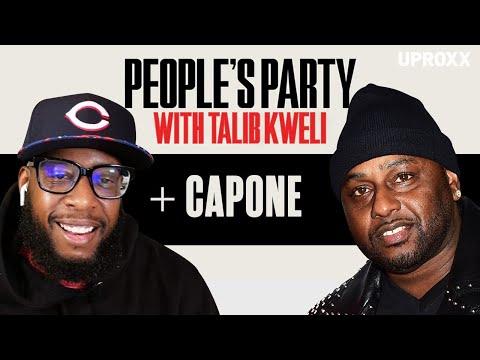 Talib Kweli & Capone Talk Noreaga, Biggie, Hot97 Shootout, Dogg Pound Beef | People's Party Full