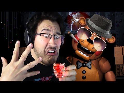 ALL TOYS BROKEN!! (6th Shot) | Five Nights at F**kboy's DRUNK - Part 5