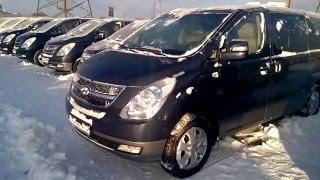 Продажа Hyundai Starex 4WD H 1 в Москве.