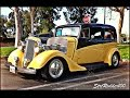 1935 Chevy Sedan Hot Rod