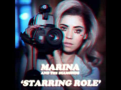 marina the diamonds starring role
