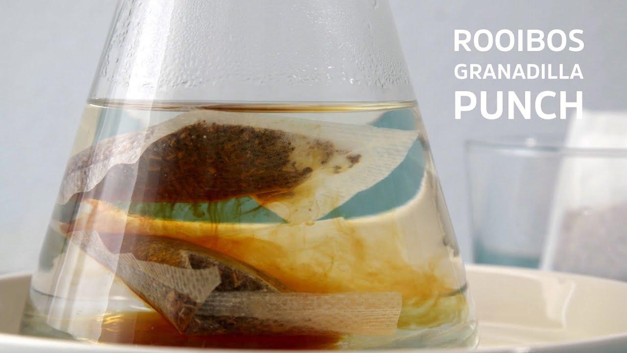 Rooibos & Granadilla Punch