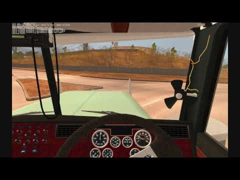 18 Wheels Of Steel Extreme Trucker Game Play Part 2 (HD)