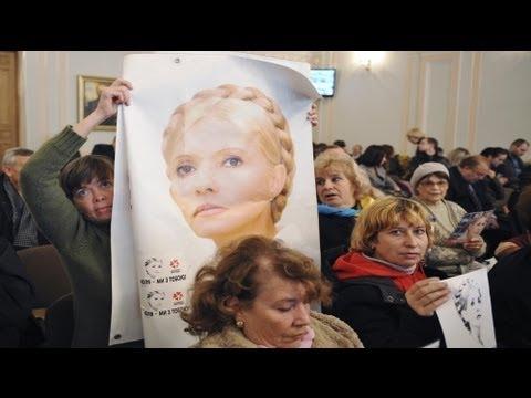 Tymoshenko accused of murder